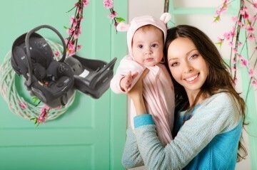 Baby Capsule Hire Melbourne Baby Car Seat Hire Free Delivery