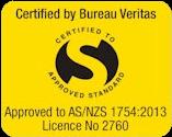 approved australian standard car seat